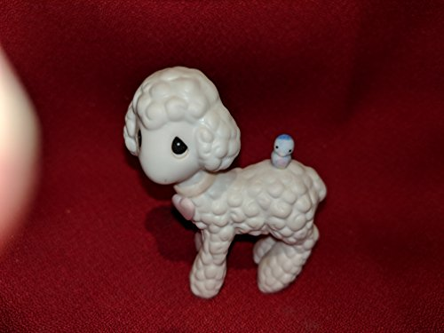 Precious Moments figurine, Animal Colection, LAMB, pm e-9267e