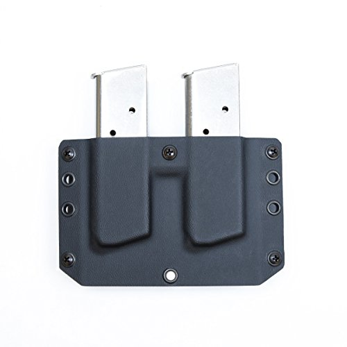 1911 Concealment Holsters - Bravo Concealment: 1911 Single Stack Double Magazine Holster