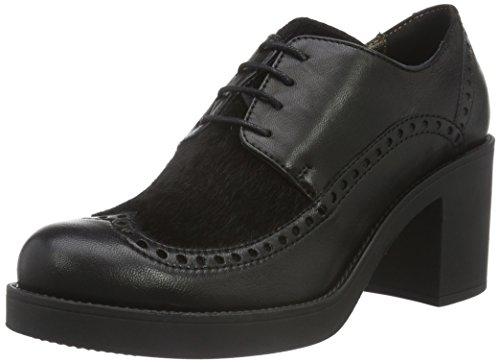 Jade Noir Tosca C99 Chaussures Blu Femme Derby 54qwqpxO