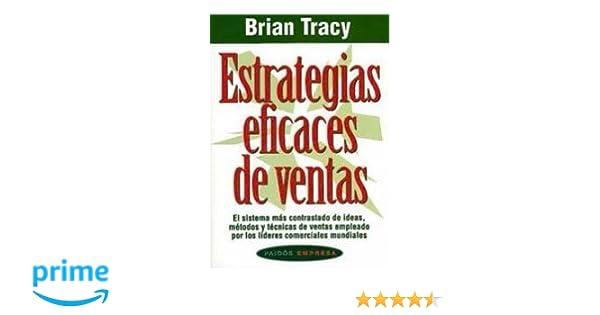 Estrategias Eficaces De Ventas Brian Tracy Ebook