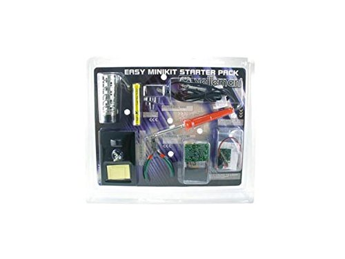 Velleman K/STARTULF Soldering Start Kit with Lead Free Solder - 110V