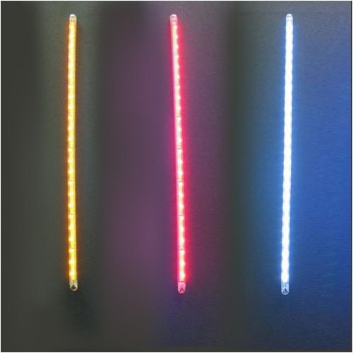 Radiantz Flexible LED Light Strip - Amber LEDs - Clear Tu...