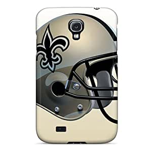 Durable New Orleans Saints Back Case/cover For Galaxy S4