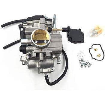 Carburetor For Yamaha Big Bear 350 YFM 350 Yfm350 Atv Quad 1999 2x4 UL ULC NEW