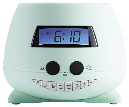 BigBen Interactive OZZY Reloj Despertador Digital con proyector de ...