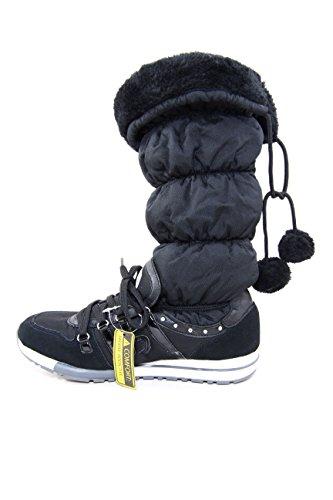 Hey Dude Cortina Water Proof Synthetic Boots with Fleece Black EU40