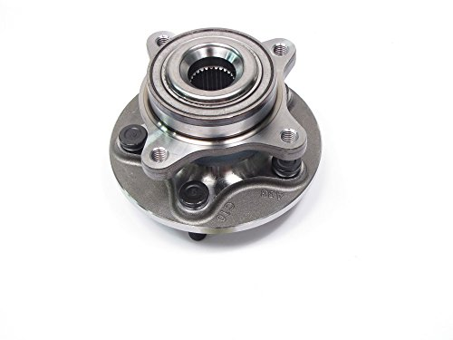 OEM Land Rover LR014147 Front Hub Bearing Assembly for LR3, LR4, and Range Rover Sport