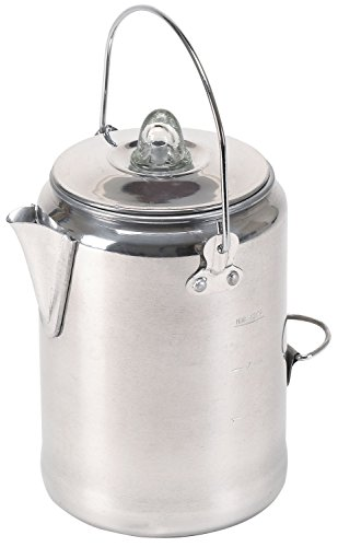 Metals Chelation Heavy (Stansport Aluminum Percolator Coffee Pot, 9 Cups)