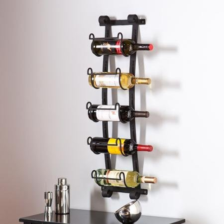 Kendt Wall Mount Wine Rack Review