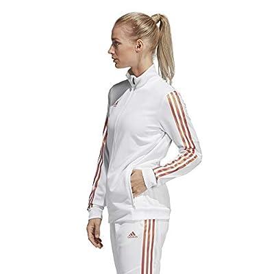Amazon.com : adidas Women's Alphaskin Tiro Jersey : Clothing