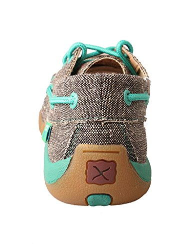high quality sale online Twisted X WDM0085 Women's Eco TWX Driving Moc D Toe Dust release dates for sale big sale cheap price outlet fashionable 2014 new cheap price a5sjaCS