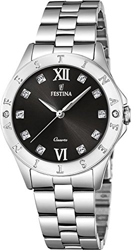 Festina Boyfriend F16925/B Wristwatch for women Classic & Simple