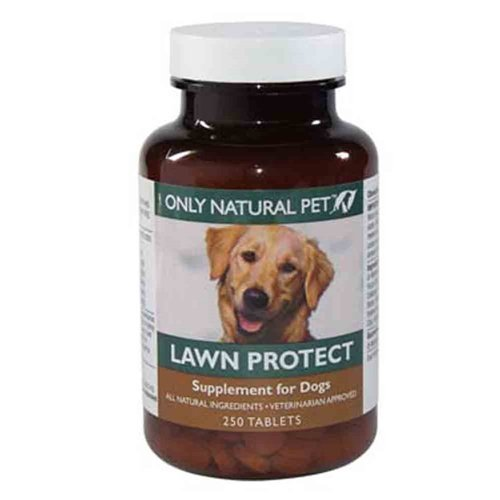 Only Natural Pet Lawn Protect 250 Tablet (Bottle Pet Naturals Tablet)