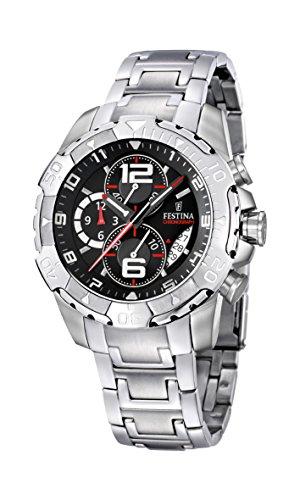 Festina Chrono Sport Men's watch Solid Case