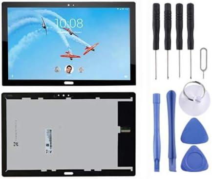 Lenovo Tab P10 / TB-X705 / TB-X705L / TB-X705F / TB-X705N用のスクリーン交換キットLCDスクリーンとデジタイザーフルアセンブリ(ブラック) zhongcheng (色 : Black)