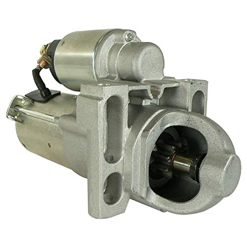 DB Electrical SDR0379 Starter Compatible With/Replacement For Chevy Avalanche, Colorado 5.3L 2009-2012, Express Vans 4.8L 5.3L 2008-2014, Silverado 1500, Tahoe 4.8L 5.3L 2009-2013/GMC Canyon 2009-2012