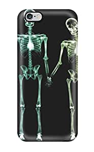 David J. Bookbinder's Shop Shock-dirt Proof X Ray Family Case Cover For Iphone 6 Plus 4611016K86596167
