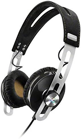 Sennheiser HD1 On-Ear Headphones for Apple Devices – Black
