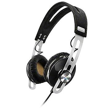 Sennheiser HD1 On-Ear Headphones for Apple Devices – Black