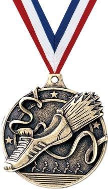 ゴールドRunning Medals – 2