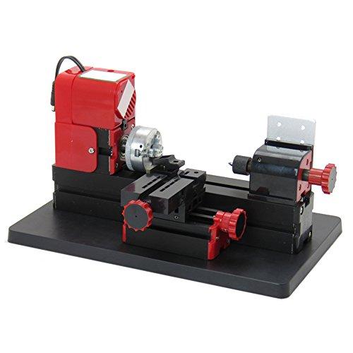 Purewill Milling Lathe Drilling Machine - 6 in 1 Machine Lathe Machine Tool Kit Milling Lathe Drilling Machine by Purewill