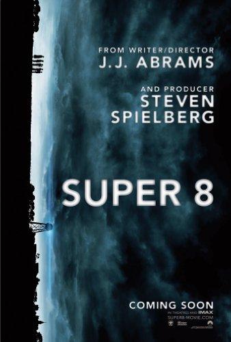 super 8 movie poster - 2