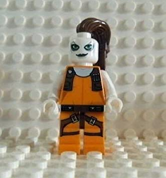 LEGO STAR WARS 7930 Aurra Sing Minifigure New