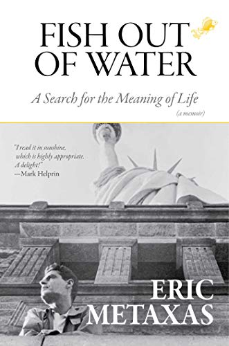 Book Cover: Fish Out of Water: A Search for the Meaning of Life