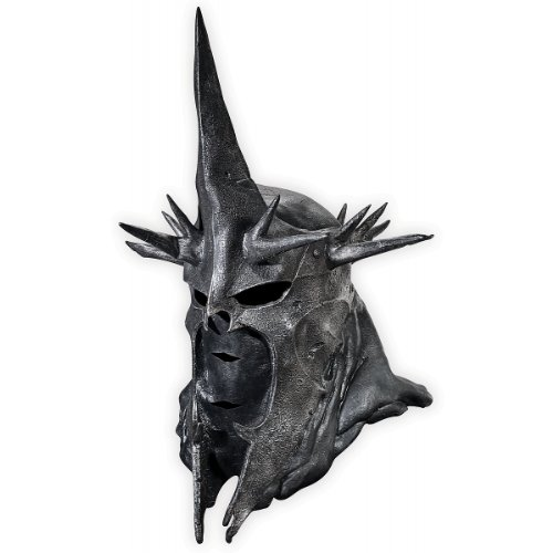 Rubie's Men's Lord of the Rings Deluxe Mask, Witch King, One Size ()
