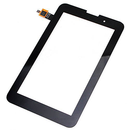 Touch Screen LCD Display Digitizer for Lenovo (White) - 9