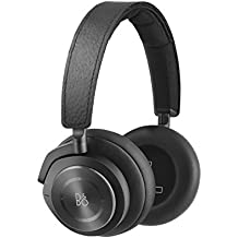 Bang & Olufsen Beoplay H9i Wireless Bluetooth Over-Ear Headphones with Active Noise Cancellation, Transparency Mode and Microphone – Black