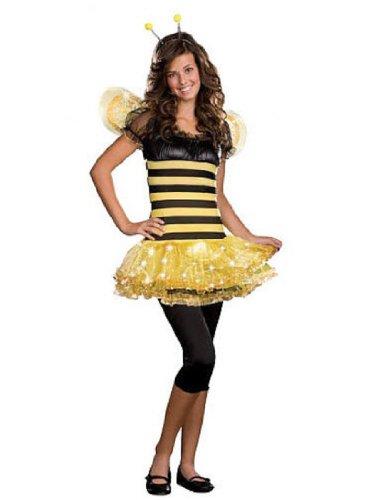 Junior Busy Lil' Bee Teen/Junior Costume - Teen -