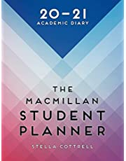 The Macmillan Student Planner 2020-21: Academic Diary