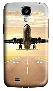 S4 Case, Samsung S4 Case, Customized Protective Samsung Galaxy S4 Hard 3D Cases - Personalized Fly Cover