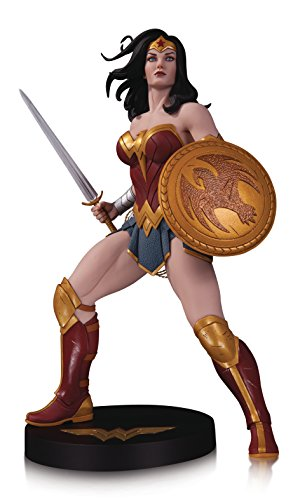 Wonder+Woman Products : DC Collectibles Designer Series Wonder Woman by Frank Cho Statue