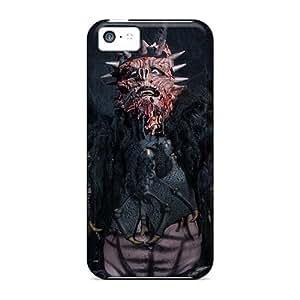 AlissaDubois Iphone 5c Scratch Protection Phone Case Unique Design Trendy Foo Fighters Skin [ojo3071Urgf]