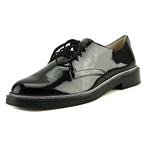 Cow Womens Closed Black Oxfords Camuto Ciana Soft Toe Vince Z6xwqfngx