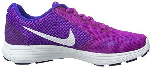 Nike Women's Revolution 3 Multisport Outdoor Shoes Purple (501 Purple) Dk3I2AZEu