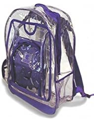 Coolpack Knapsack Clear-View Jumbo 17 X 12 X 6