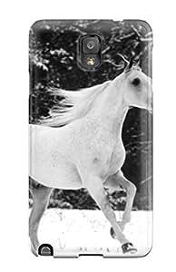 Alex Perez Riva's Shop Black And White Durable Galaxy Note 3 Tpu Flexible Soft Case