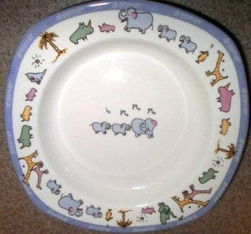 VERY RARE! John Lennon Child's Porcelain Plate - Real Love Collection - ()