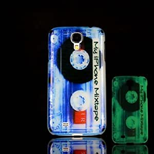 HJZ Magnetic tape Pattern Glow in the Dark Hard Case for Samsung Galaxy S4 I9500
