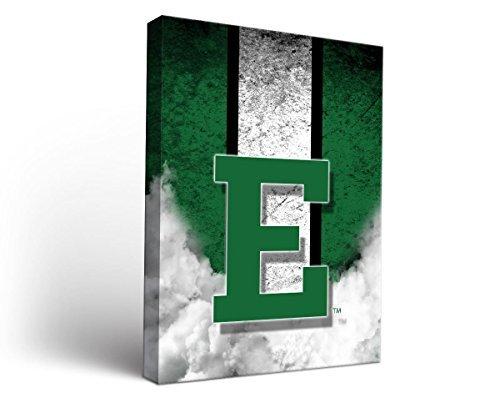 Eastern B00WIZKBPE Michigan University Eastern Eaglesキャンバス壁アートヴィンテージデザイン 18x24 18x24 B00WIZKBPE, 山辺郡:3f3beed5 --- ijpba.info