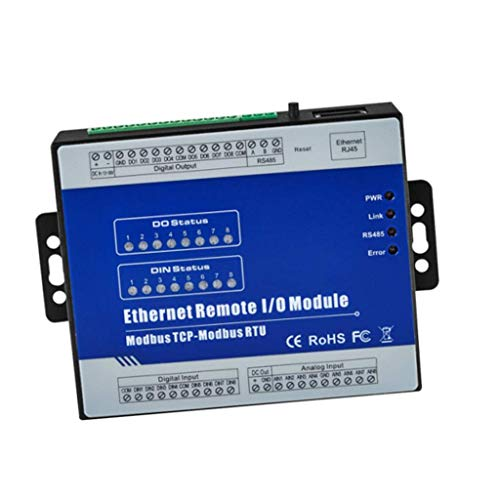 ZXY-NAN TCP Ethernet 8 Channel Data Acquisition IO Module, M330T,for Home Automation from ZXY-NAN