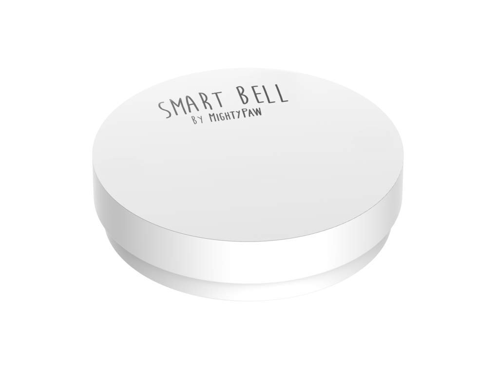 Extra Activator Piece for Your Smart Bell 2.0 Set White, Activator Only Mighty Paw Smart Bell 2.0 Activator ONLY Add On