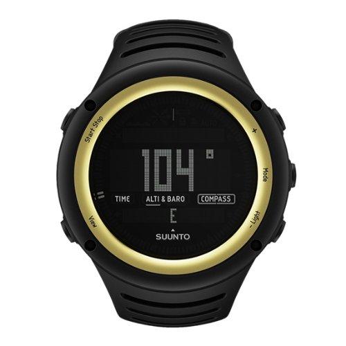 Suunto Core Altimeter Watch Sahara Yellow, One Size