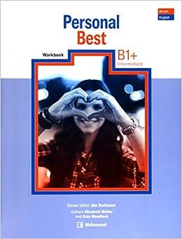 PERSONAL BEST B1+ WORKBOOK: Amazon.es: Vv.Aa.: Libros en