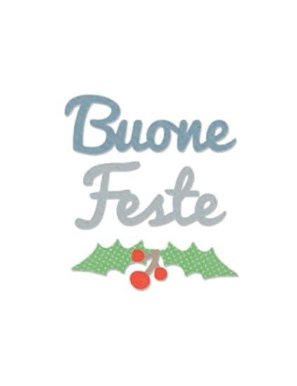 Buon natale e buone feste in francese
