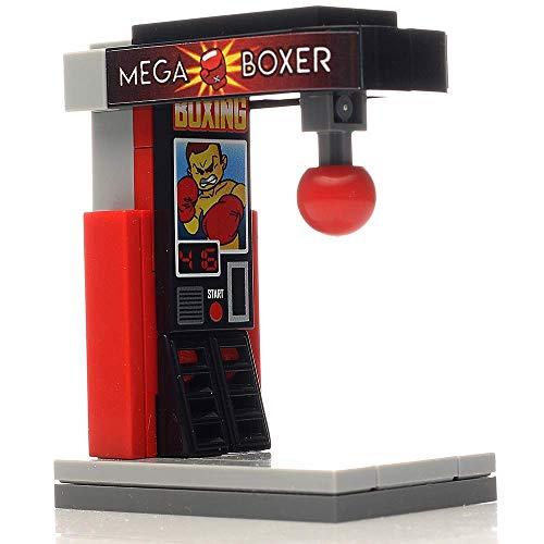 B3 Bricks Boxing Arcade Machine (Lego Boxing)