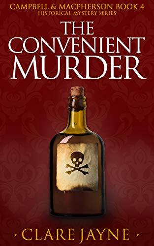 The Convenient Murder (Campbell & MacPherson 4) by [Jayne, Clare]